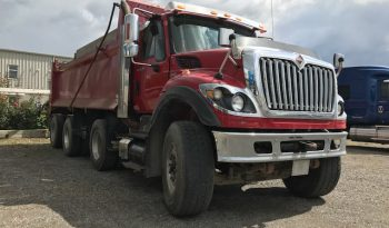 2011 International 7600 SFA 6×4 full