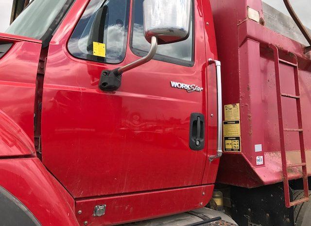 2011 International 7600 SFA 6×4 full