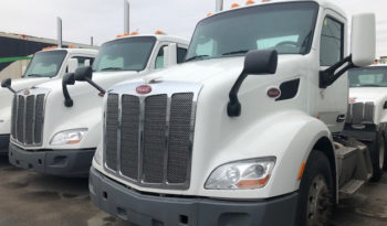 2017 PETERBILT 579 DAY CAB full