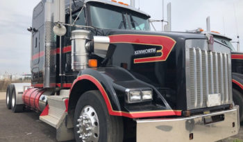 2012 KENWORTH T800 full