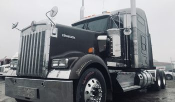 2012 KENWORTH W900L full